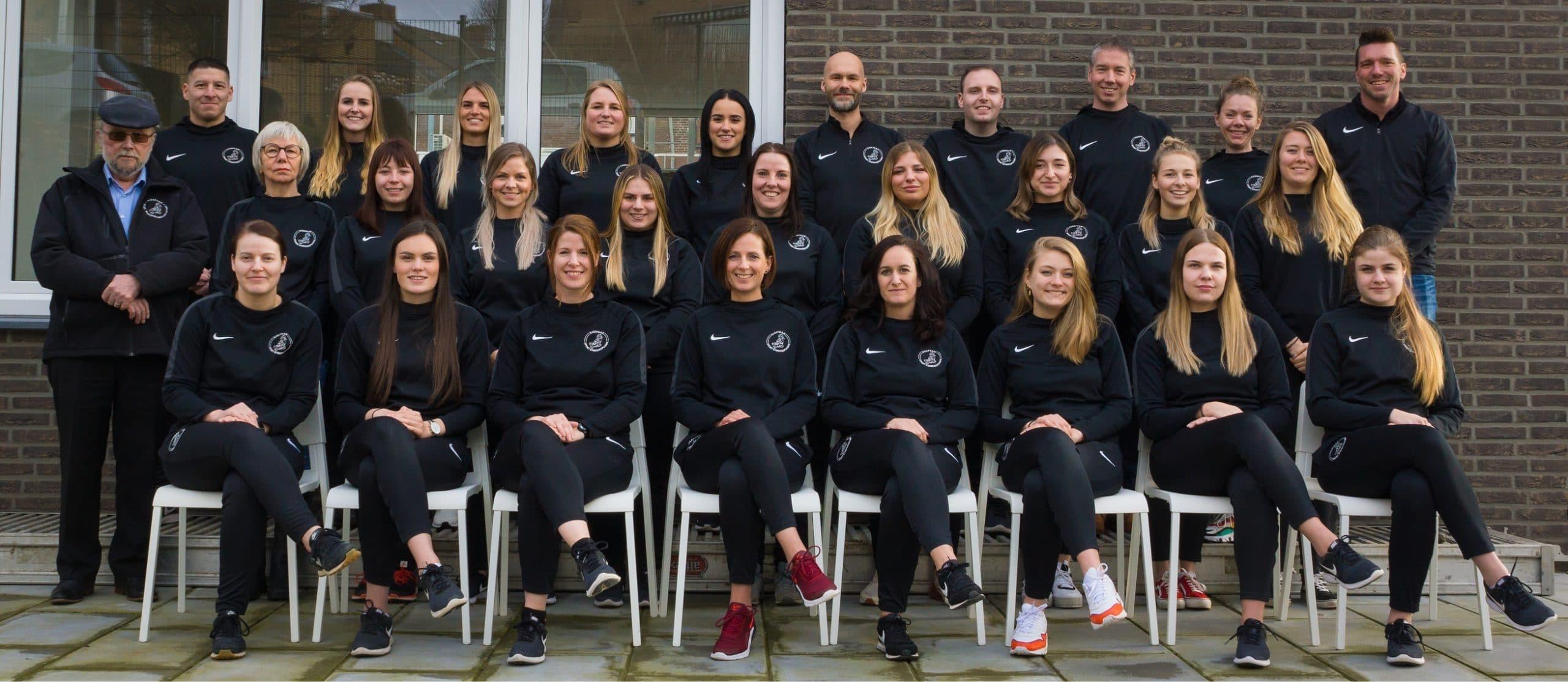 Teamfoto Sjoepkar Sportopvang BSO KDV